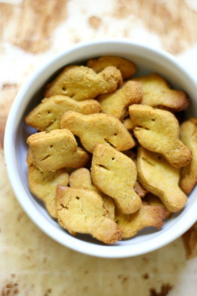 Gluten and Dairy Free Goldfish