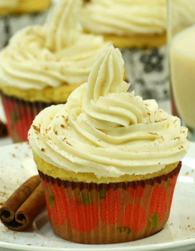 Rum Cupcakes