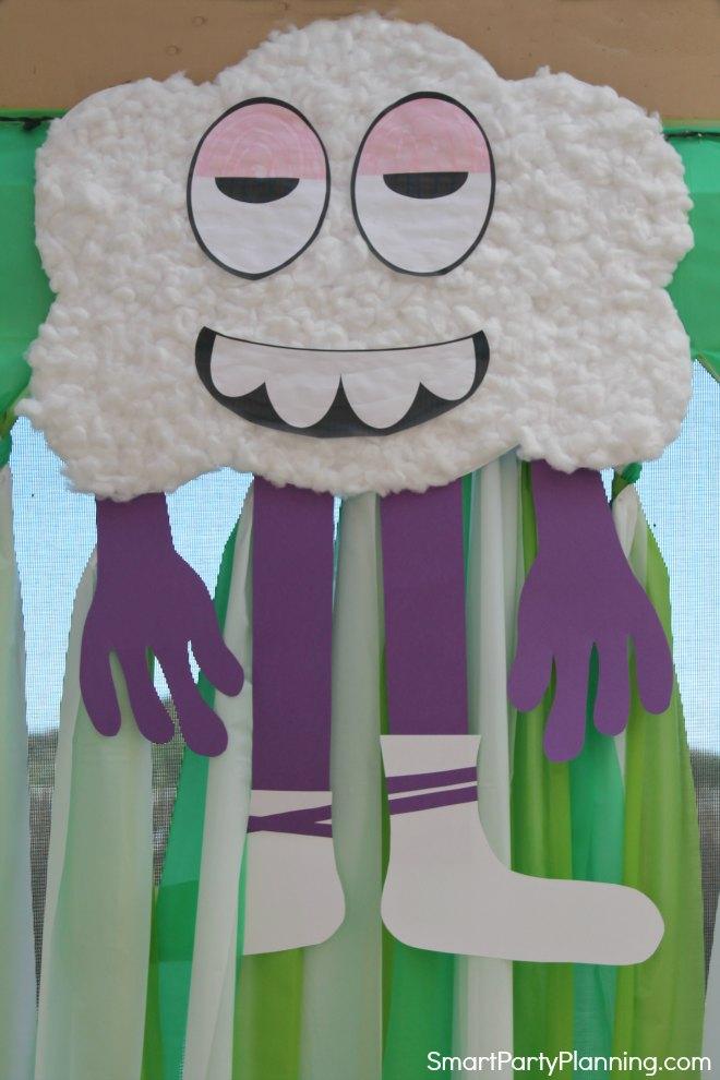 Cloud man from Trolls