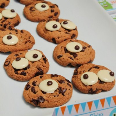The Best Easy Monster Cookies The Whole Family Will Love