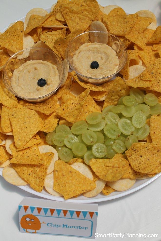 Chip Monster
