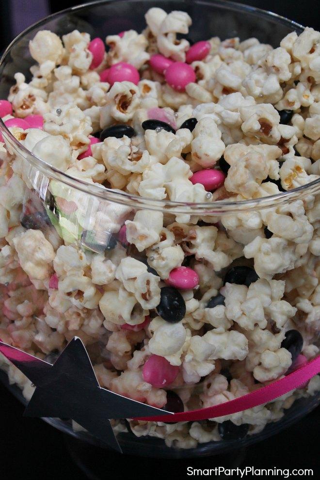 Rock Star Popcorn