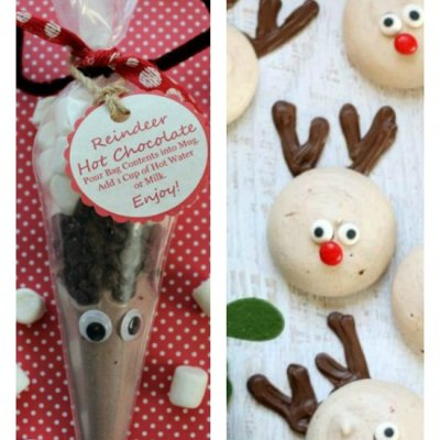 19 of The Best Reindeer Treats You'll Love For Christmas