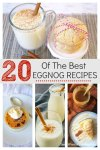 20 of the best eggnog recipes