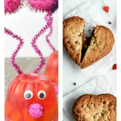 21 Of The Best Valentine's Day Treats For Kids
