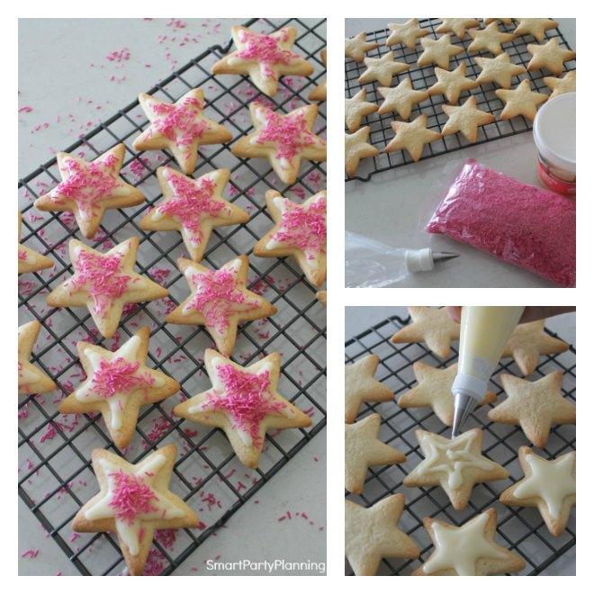 Easy Rock Star Cookies
