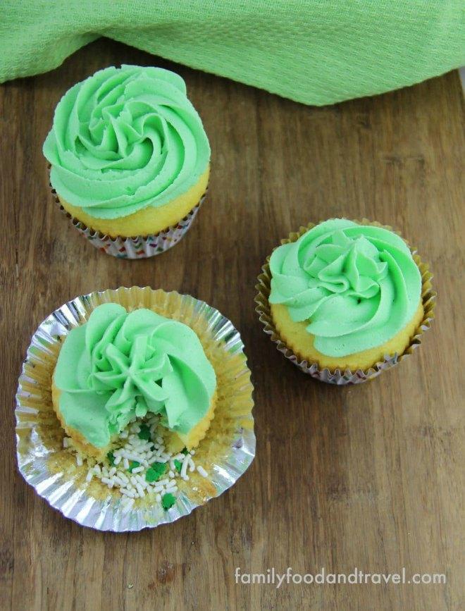Leprechauns-Treasure-Cupcakes