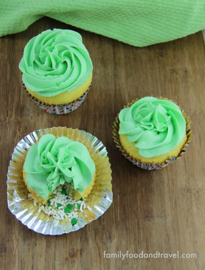 Leprechauns-Treasure-Cupcakes