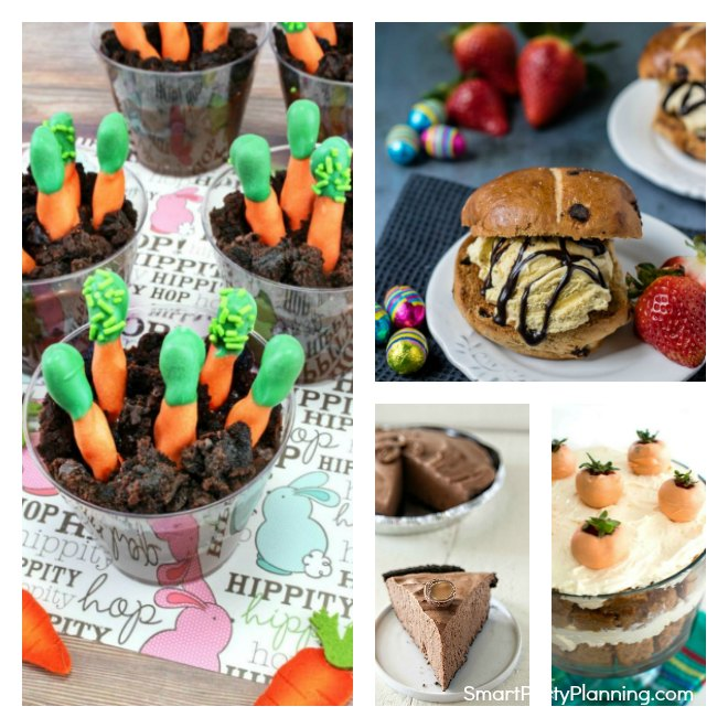 Delicious Easter Dessert Recipes