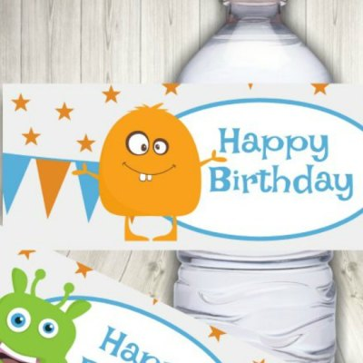 The Best Monster Party Printables For Easy Party Styling
