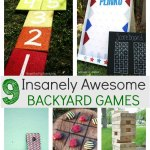 9 Insanely awesome backyard games