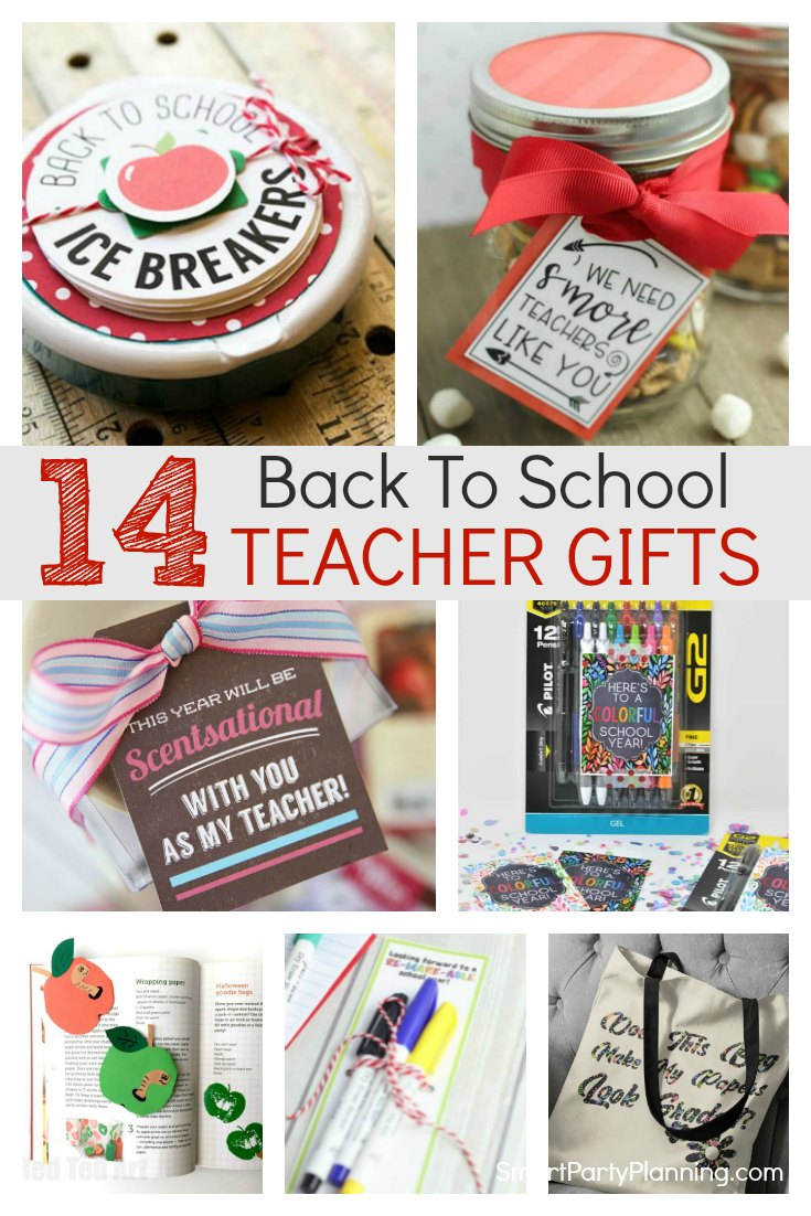14 back to school teacher gifts