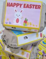 Egg Carton Printable