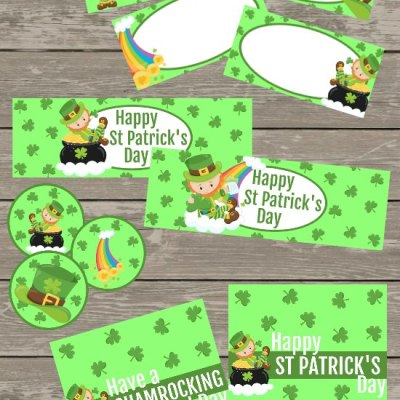 The Best St Patrick's Day Printable Decor