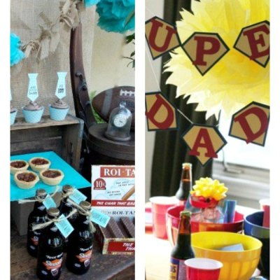 The Best Budget Friendly Father's Day Party Ideas