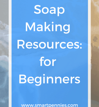 Soap Making Resources: For beginners