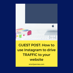 How to use Instagram to drive traffic to your website