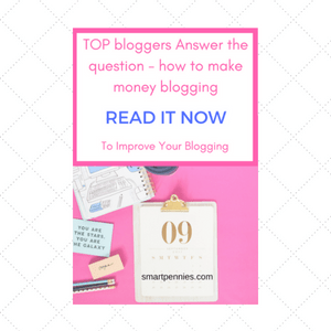 TOP bloggers reveal how to make MONEY blogging: 21 Bloggers Income reports - Blogging Lifestyle DIY & Crafts