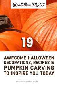 19 Awesome cute fun and easy ideas to try today. Get the holidays started with these great tips and ideas to help make Halloween a bit easier check them out today to help you get prepared.