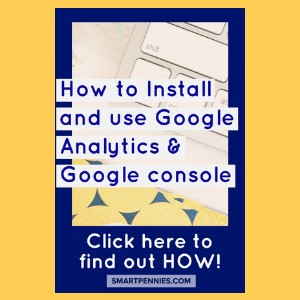 How to Install and use Google Analytics & Google console