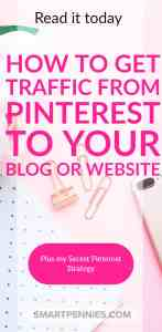 Are you looking to win with Pinterest? Is your account stuck in the doldrums? Then you need to find out what my exact strategy I used to go from 260k monthly views on Pinterest to over 600k monthly views in ONE month on Pinterest. This is a must for anyone struggling with Pinterest doesn't take up too much time once everything is set up and you can spend less than 30 minutes on this strategy