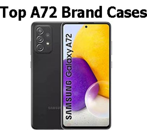 top A72 brand Cases