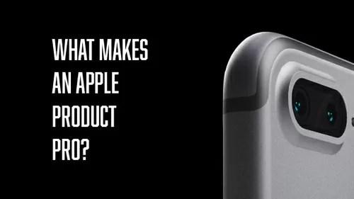 iPhone7 PlusはiPhone Pro?デュアルカメラ搭載