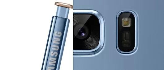 Galaxy Note7の詳細及び価格がリーク!