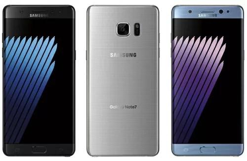 Galaxy Note7のレンダリング画像がリーク