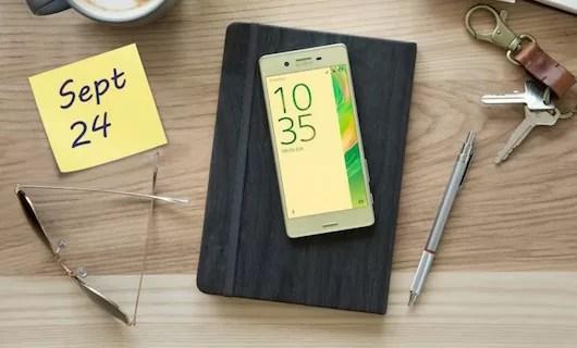 Xperia X CompactとXperia XZは9月24日発売?