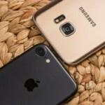 iPhone7とGalaxy S7 edgeカメラ比較!カメラでGalaxy S7 edgeに敵わず