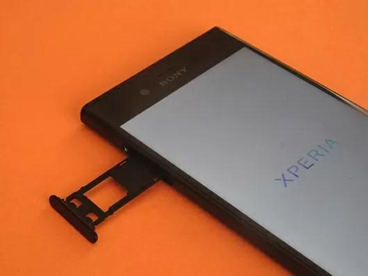 Xperia XZレビュー/ハードウェア