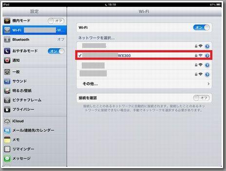 WX300 iPad min Transfer03
