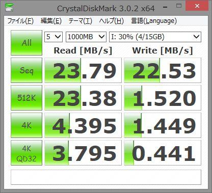 Sandisk 16GB CrystalDisk