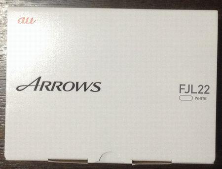 Arrows FJL22 01