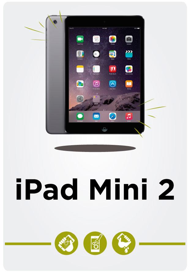 Reparación de iPad mini 2