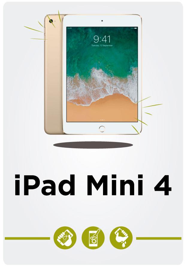 Reparación de iPad mini 4
