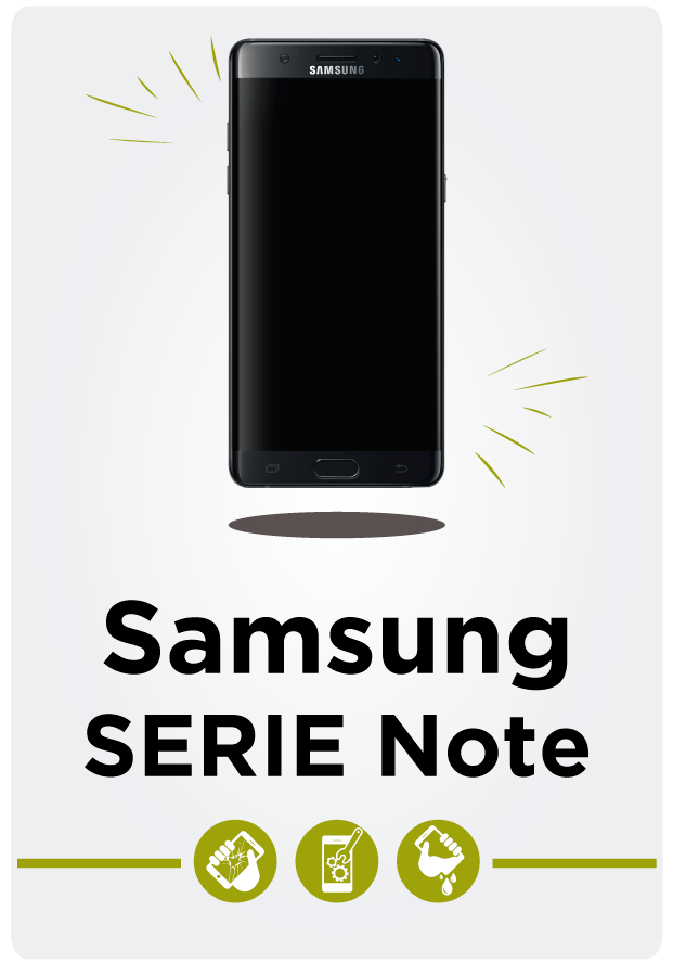 Samsung serie Note