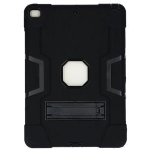 iPad (2019) 10.2 inch zwarte Shockproof Case achter