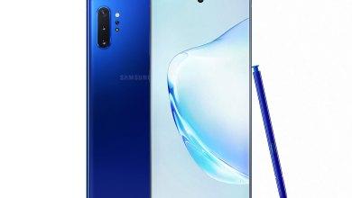 Samsung Galaxy Note 10 Plus Aurablue