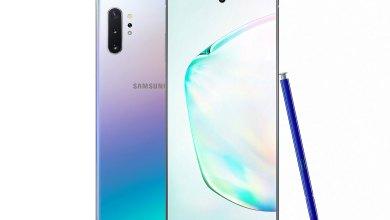 Samsung Galaxy Note 10 Plus Auraglow