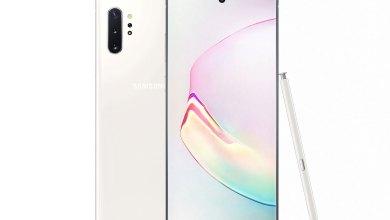 Samsung Galaxy Note 10 Plus Aurawhite