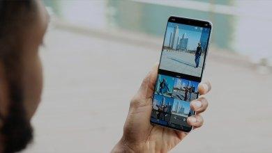 Samsung Galaxy S20 Galerie App