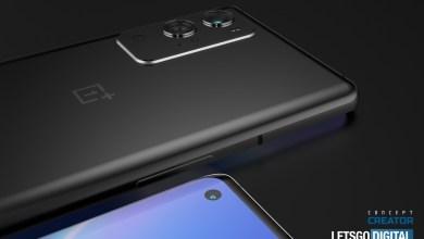 OnePlus 9 Pro Rendering