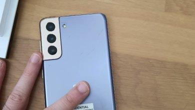 Samsung Galaxy S21 Plus Leak