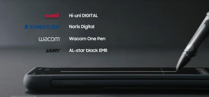 Samsung Wacom Pen