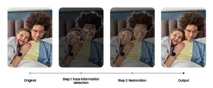Samsung Galaxy S21 AI Kamera