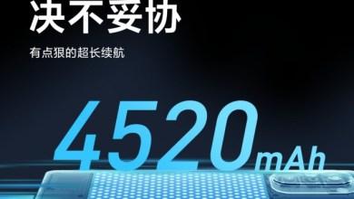 Xiaomi Redmi K40 Akku