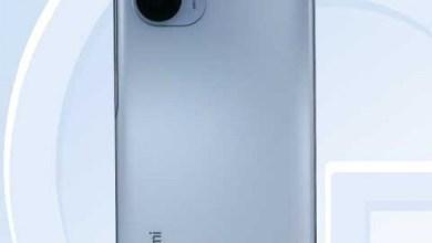 Xiaomi Redmi K40 silber