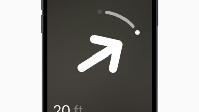 Apple AirTag Navigation